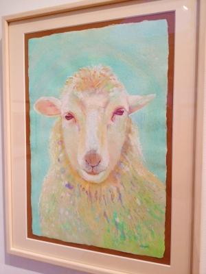 雲坂紘巳「羊」